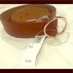 Old navy caramel colored belt